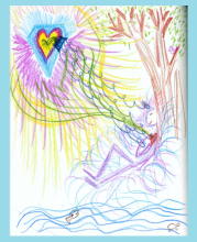 Journey of the Heart - Day 01 Susan Billmaier for susanwithpearls