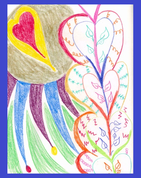 Journey of the Heart - Day 13 Susan Billmaier for susanwithpearls