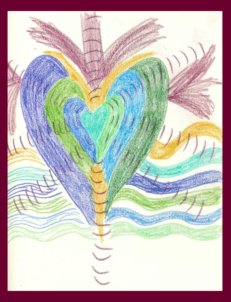 Journey of the Heart - Day 15 Susan Billmaier for susanwithpearls