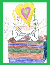 Journey of the Heart - Day 24 Susan Billmaier for susanwithpearls