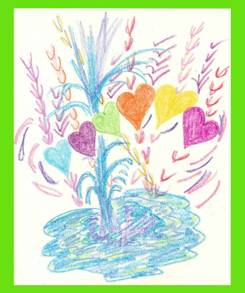 Journey of the Heart - Day 29 Susan Billmaier for susanwithpearls
