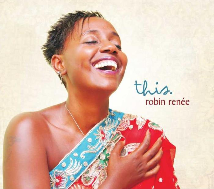Robin Renee CD cover - This.